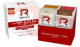 Reflex Nutrition Instant Whey PRO On the Go mix příchutí 16x25g