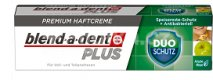 Blend-a-Dent upevňující krém Plus Dual Protection 40g