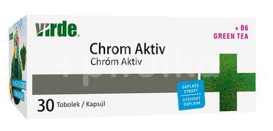 Virde Chrom Aktiv 30 tobolek