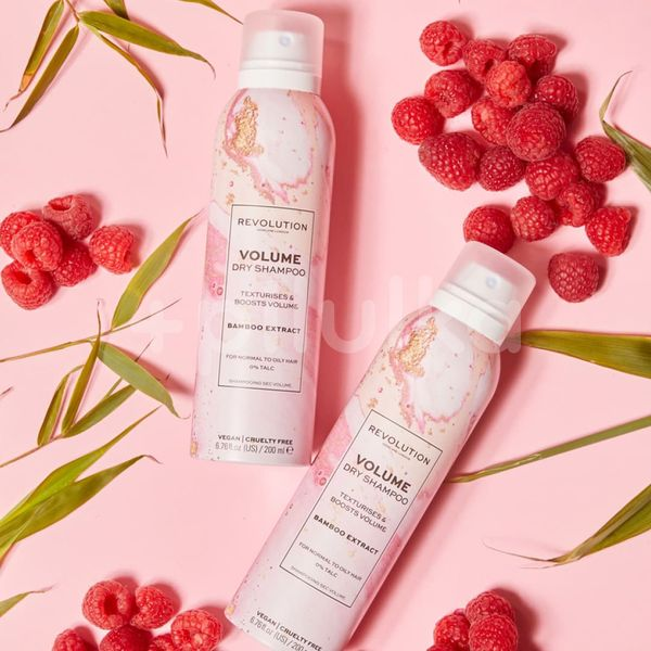 Revolution Haircare Revive Suchý šampón 200ml