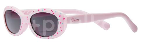 Chicco Brýle sluneční dívka růžové 0m+