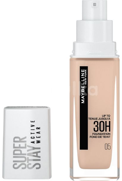 Maybelline SuperStay Active Wear 05 Light Beige dlouhotrvající vysoce krycí make-up 30ml