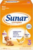 Sunar Complex 3 banán 600g