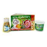 Imugamin Effective pro děti Tribox 60 tablet + hračka