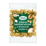 Diana Company Mandle pražené solené s bylinkami Valencia 100g