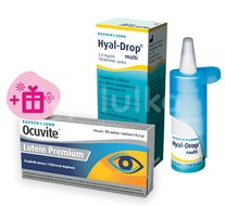 Hyal-Drop multi 2,4mg/ml oční kapky 10ml
