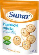 Sunar Písmenkové sušenky 150g