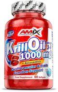 AMIX Krill Oil 1000, 60 tobolek