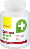Wolfberry Guarana+Zelená káva-kapsle 120ks/47g