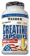 Weider, Pure Creatine Capsules, 200 kapslí