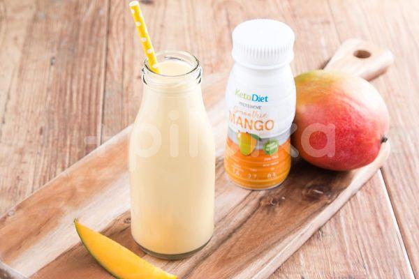 KetoLife Proteinové Smoothie Mango (200ml - 1 porce)