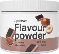 GymBeam Flavour powder čokoláda lískový oříšek 250g