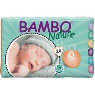 BAMBO Nature Premature 1-3kg 24ks