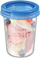 Philips AVENT VIA pohárky s víčkem 240ml 5ks