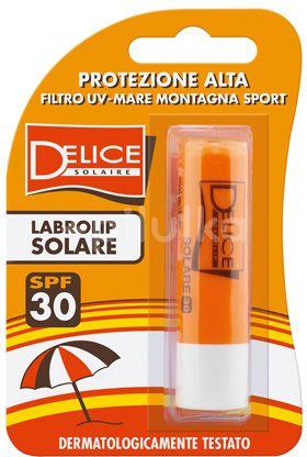 Delice Solaire Pomáda na rty SPF30 5ml