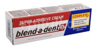 Blend-a-dent fixační krém na zuby Complete Original 47g