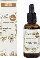 Kvitok Mandlový olej 50ml