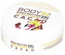 Bodybe Opalovací máslo s třpytivým efektem, SPF25 Kakao 150ml