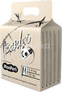 MonPeri Bamboo M 5–9kg Jednorázové bambusové EKO pleny 21ks