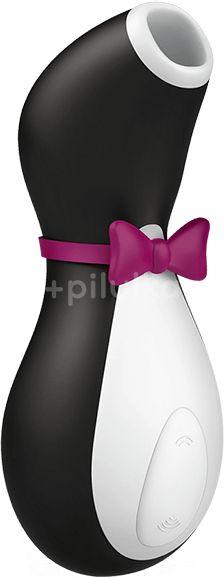 Satisfyer Vibrátor Pro Penguin Next Generation černo-bílý