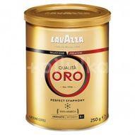 II. jakost Lavazza Qualità Oro - mletá, dóza, 250g