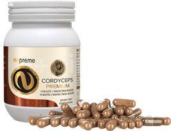Nupreme Cordyceps extrakt 100 kapslí