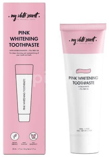 My White Secret Remineralizující zubní pasta pro citlivé zuby 50ml