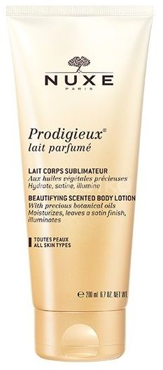 NUXE Prodigieuse Parfemované tělové mléko 200ml