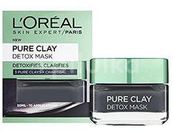 Loreal Paris Intenzivní čisticí rozjasňující maska Pure Clay 50ml
