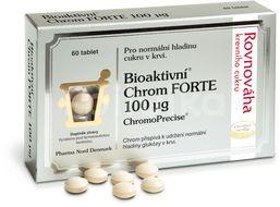 Bioaktivní Chrom FORTE 100μg 60 tablet