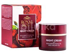 Biofresh Royal Rose Noční krém s růžovým a arganovým olejem 50ml