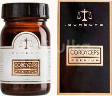 Puntura Cordyceps Extrakt 500mg - 100 rostlinných tobolek