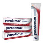 Parodontax Zubní pasta s bělicím účinkem Whitening Tripack 3x75ml