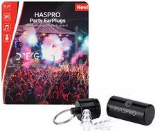 Haspro Party špunty do uší k poslechu hudby 1 pár