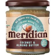 Meridian Mandlovo-kokosový krém 170g