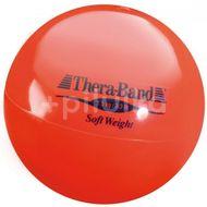 Thera-Band Medicinball, červený, 1,5kg