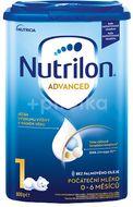 Nutrilon 1 Advanced počáteční kojenecké mléko 800g