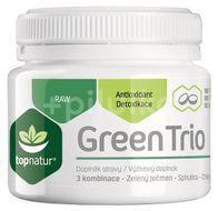 Topnatur Green Trio Chlorella+Spirulina+Zelený ječmen 180 tablet