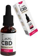 I am CBD Full spectrum olej 15% meloun 10ml