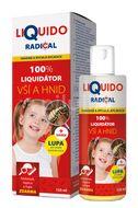 LiQuido Radical šampon na vši 125ml