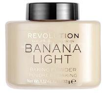 Revolution Loose Baking Banana Light pudr 32g