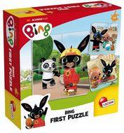 Liscianigioch Moje první puzzle Bing 8x4dílky