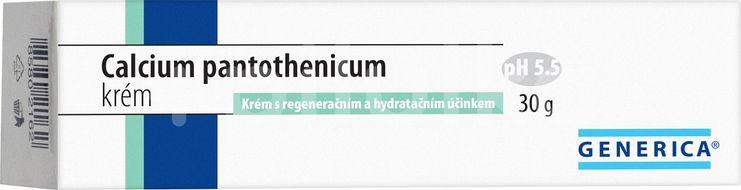 Generica Calcium pantothenicum krém 30g