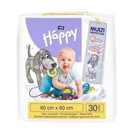 Bella Baby HAPPY Dětské podložky 60x60cm 30ks