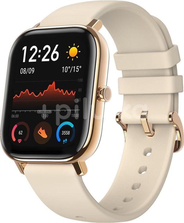 Xiaomi Amazfit GTS chytré hodinky Gold