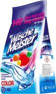 WascheMeister Prací prášek Color (140 dávek) 10,5kg