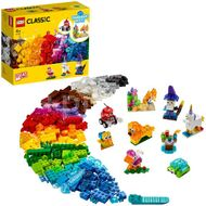 Lego Průhledné kreativní kostky