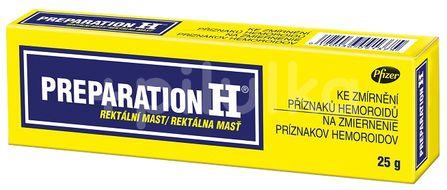 Preparation H rektalní mast 25g