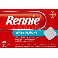 Rennie Žvýkací tablety 48ks