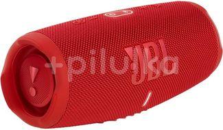 JBL Přenosný reproduktor Charge 5, červená